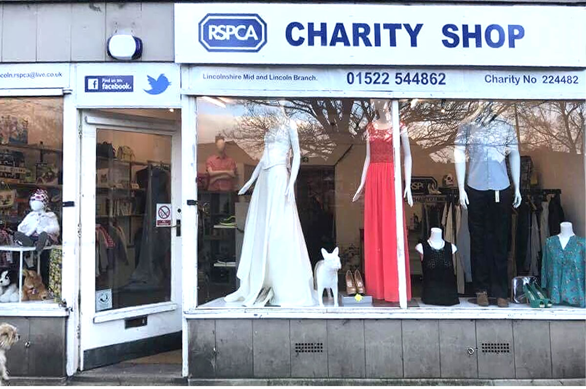 Our Charity Shops Lincolnshire Mid And Lincoln Branch